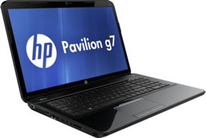 HP Pavilion g7z-2200 AMD A6-4400M, 6GB RAM, AMD Radeon HD 7000