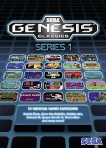 SEGA Genesis Classic Game Pack (PC Download)
