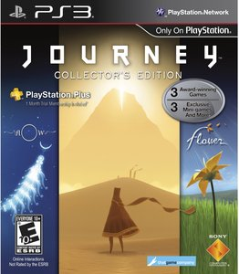 Journey Collector's Edition (PS3) - Pre-owned