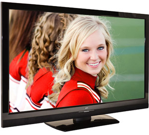 JVC JLC47BC3002 BlackCrystal Series 47-inch 1080p LCD HDTV