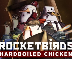 Rocketbirds: Hardboiled Chicken (PC Download)