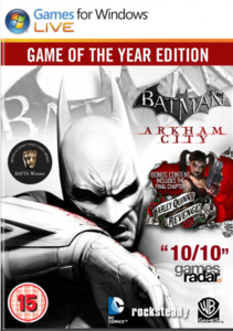 Batman Arkham City GOTY Edition (PC Download) + 1 Free Game