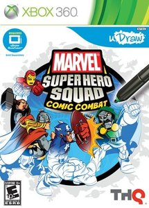 Marvel Super Hero Squad: Comic Combat - uDraw (Xbox 360)