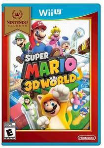 Target: Buy 1 Select Wii U Games, Get 1 Free