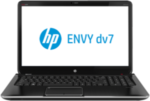 HP ENVY dv7-7212nr Quad Core i7-3630QM, 8GB RAM, 1080p display, 750GB 7200RPM HDD + 32GB SSD, GeForce GT 650M