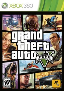 Grand Theft Auto V (Xbox 360) - Pre-owned