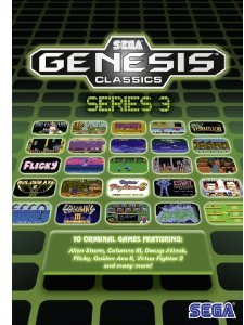 SEGA Megadrive Collection - Series 3 (PC Download)