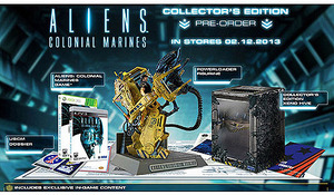 Aliens: Colonial Marines Collector's Edition (PS3)