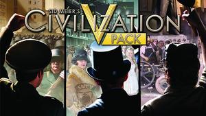 Civilization V Pack (All Expansions, DLCs, & Maps)