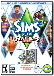 The Sims 3: University Life (PC Download)