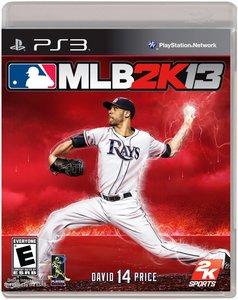 MLB 2K13 (PS3)