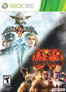 Tekken 6 / Soul Calibur 4 Bundle (Xbox 360)