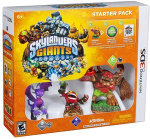 Skylanders Giants Starter Pack (Nintendo 3DS)