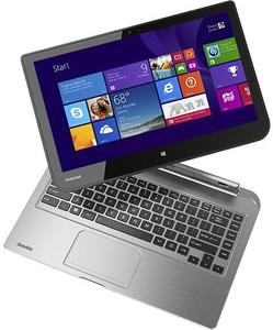 Toshiba Satellite W35Dt Touch Convertible AMD A4-1200, 4GB RAM