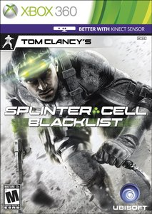 Tom Clancy's Splinter Cell Blacklist (Xbox 360)