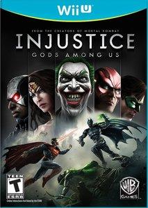 Injustice: Gods Among Us (Wii U)