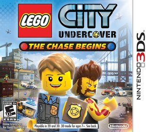 Lego City Undercover: The Chase Begins (Nintendo 3DS) - Pre-owned