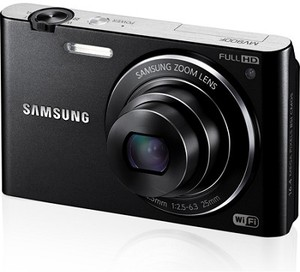 Samsung MV900 16.3 MP Multiview Digital Camera