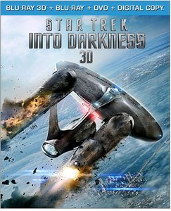 Star Trek Into Darkness (3D Blu-ray) + Digital Copy + DVD