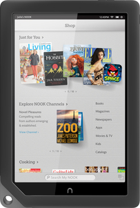 Nook HD+ 32GB WiFi, 9-inch Full HD 1080p Tablet (Refurbished)