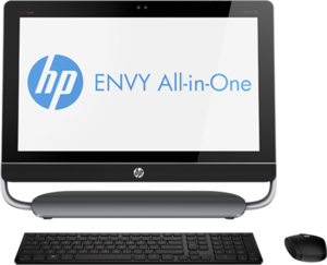 HP ENVY 23-c210xt All-in-One Desktop Quad Core i5-3330S, GeForce GT610M