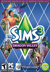 The Sims 3: Dragon Valley (PC Download)