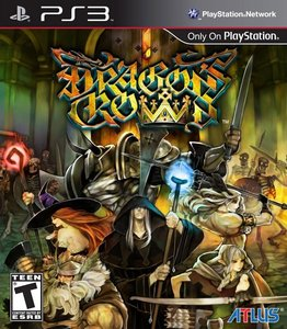 Dragon's Crown (PS3) - Pre-owned