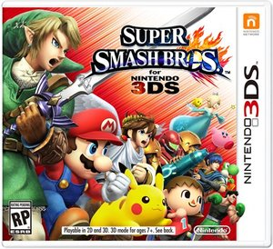 Super Smash Bros. (Nintendo 3DS Download)