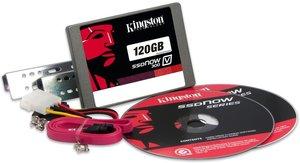 """Kingston V300 SSD Desktop Upgrade Kit 2.5"""" 120GB SV300S3D7/120G"""