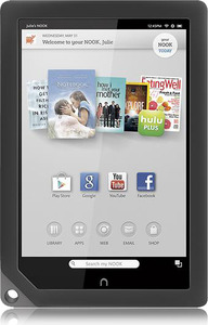 Nook HD+ 16GB WiFi, 9-inch Full HD 1200p Tablet (Pre-owned)