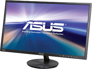 Asus VN248H-P 23.8-inch IPS LED Monitor