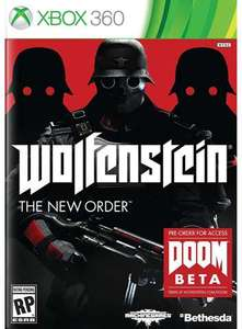 Wolfenstein: The New Order (Xbox 360) - Pre-owned