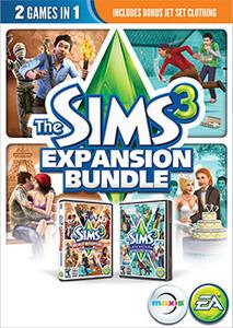 The Sims 3: Expansion Bundle (PC/Mac Download)