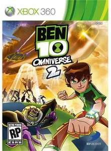 Ben 10: Omniverse 2 (Xbox 360) - Pre-owned