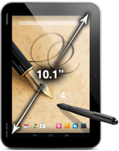 Toshiba Excite Write 10.1-inch Tegra 4 2560x1600 Tablet with Active Digitizer Pen