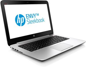 HP Envy 14 Sleekbook 14-k027cl, Core i5-4200U, 8GB RAM, FREE T-Mobile 4G