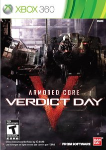 Armored Core: Verdict Day (Xbox 360) - Pre-owned
