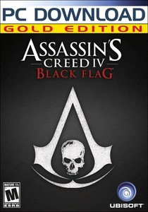 Assassin's Creed IV Black Flag Gold Edition (PC Download)