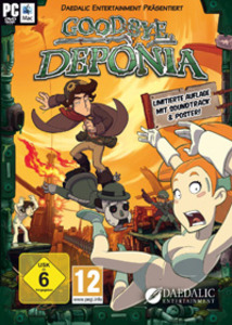 Goodbye Deponia (PC Download)