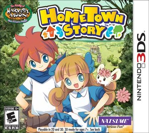 Hometown Story (Nintendo 3DS) - Pre-owned