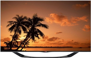 LG 47LA6900 47-inch 1080p 120Hz Cinema 3D LED Smart HDTV