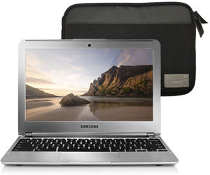 "Samsung Chromebook 11.6"" Exynos 5, 2GB RAM, 16GB SSD (Refurbished) + Case"