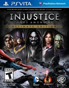 Injustice: Gods Among Us Ultimate Edition (PS Vita)