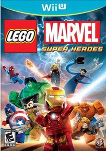 LEGO: Marvel Super Heroes (Wii U)