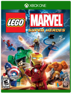 LEGO: Marvel Super Heroes (Xbox One Download) - Gold Required