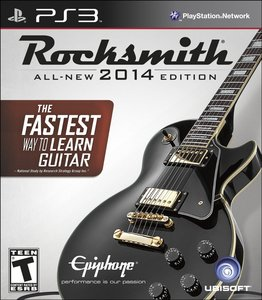 Rocksmith 2014 Edition with Real Tone Cable (PS3)