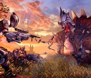 Borderlands 2: Headhunter 2 - The Horrible Hunger of the Ravenous Wattle Gobbler (PC/Mac DLC)