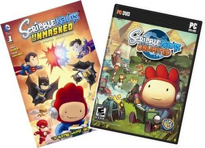 Scribblenauts Unmasked + Scribblenauts Unlimited (PC Download)