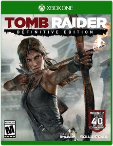 Tomb Raider: Definitive Edition (Xbox One Download) - Gold Required