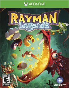 Rayman Legends (Xbox One Download) - Gold Required
